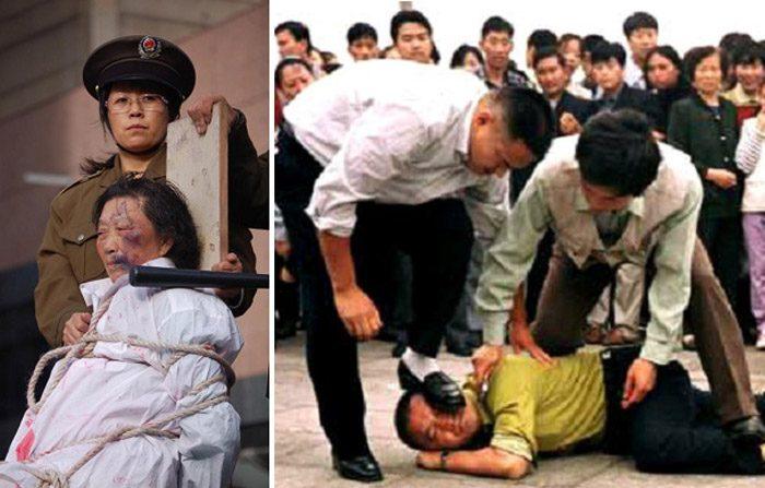 IX. La natura senza scrupoli del Partito Comunista Cinese