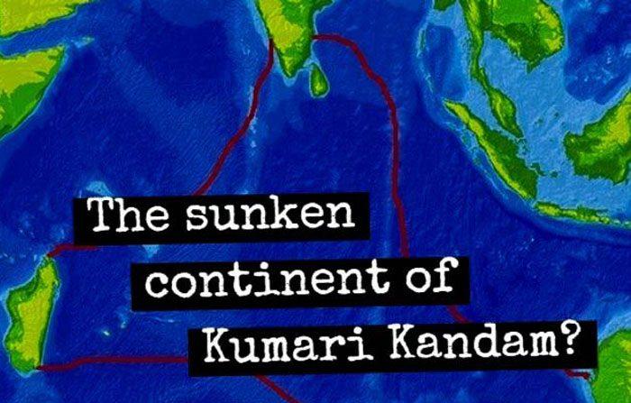 Il continente perduto di Kumari Kandam