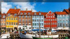 Aspettando con gioia l'estate a Copenhagen