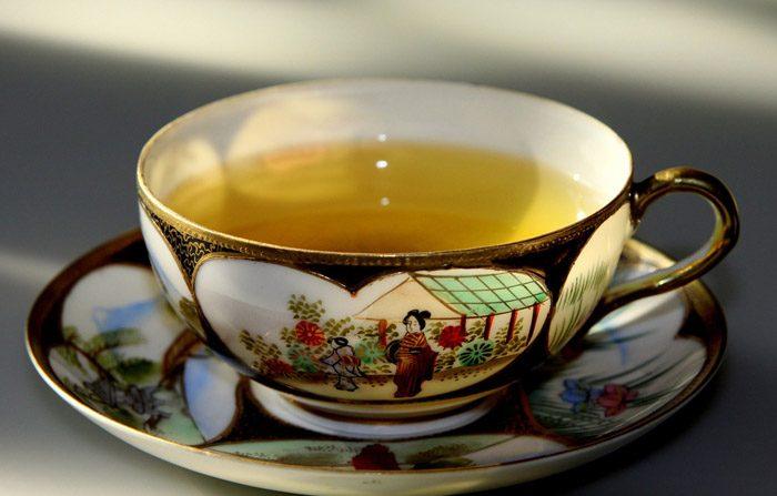 bevande al tè verde per la perdita di peso