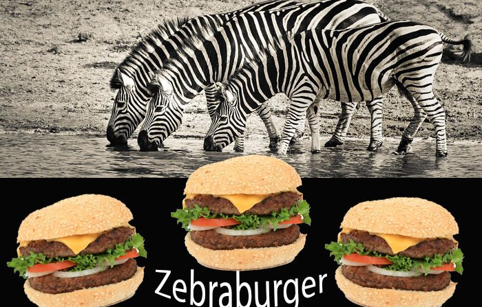Carne di zebra? A Expo si può
