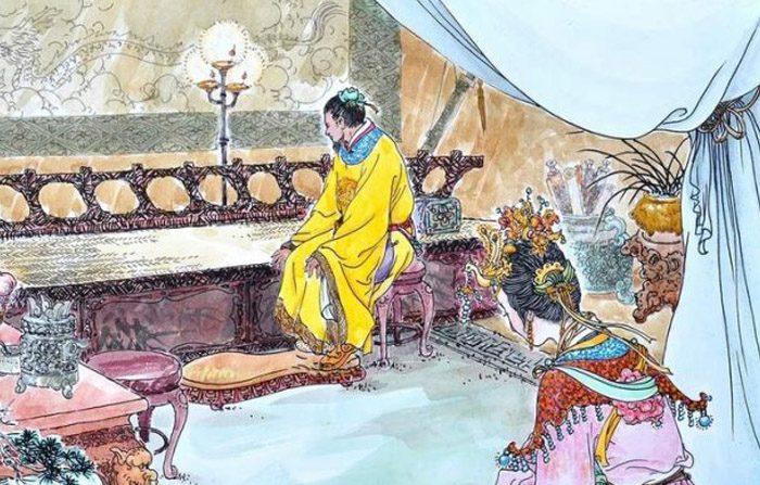 La saggezza delle imperatrici cinesi arricchiva l'amministrazione dell'impero