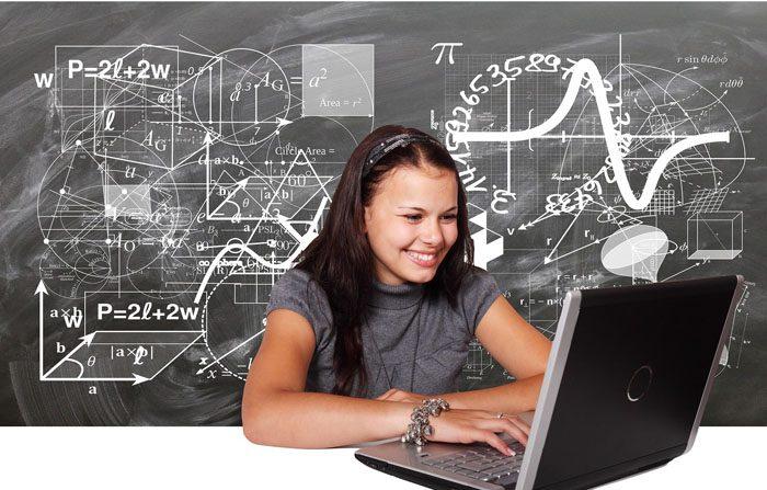 Qual è il segreto per essere bravi in matematica?