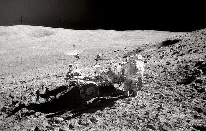 Individuato il luogo d'impatto del razzo della missione Apollo 16