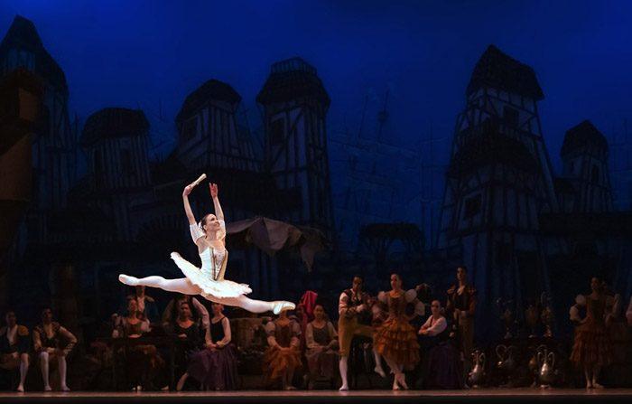 Il celebre balletto Don Chisciotte