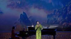 'Nostalgia della mia terra', canta il soprano Min Jiang