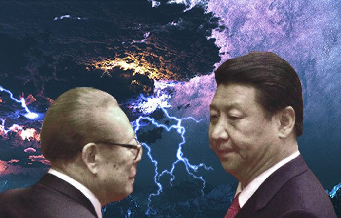 Xi si prende anche la polizia e Jiang è sempre più debole