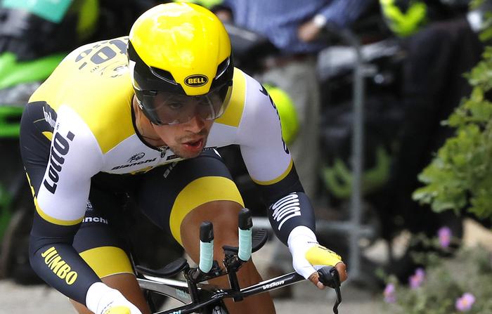 Giro 2016, nella crono del Chianti la rivincita di Roglic. Lutto per la morte del giovane Rosario Costa
