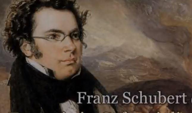 Fantasia in fa minore per pianoforte a quattro mani op. 103 di Franz Schubert