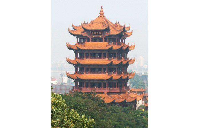 La leggenda della Pagoda della Gru Gialla