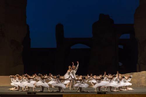 24 e 26 giugno, Friedemann Vogel nella serata Nureyev alle Terme di Caracalla