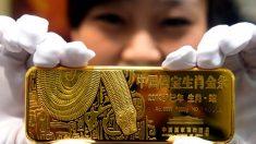 I grandi piani della Cina per l'oro