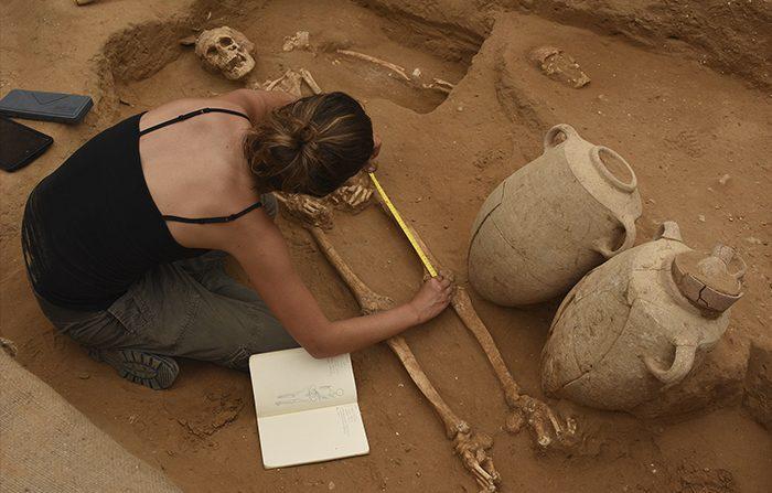 Nuove scoperte archeologiche sul popolo dei filistei in Israele