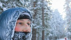 Avere cura del proprio corpo durante il 'Grande freddo'