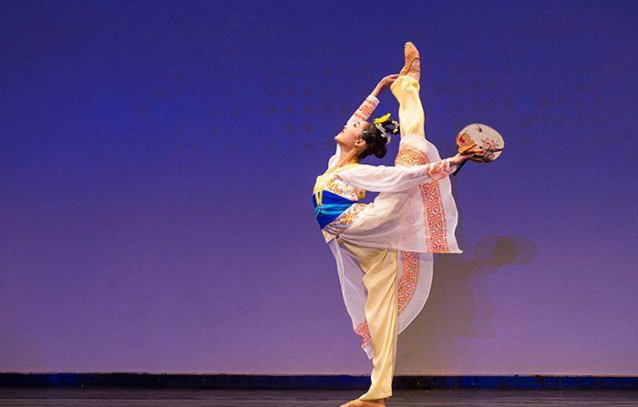 Danza classica, i piedi come fonte della connessione tra Cielo e Terra