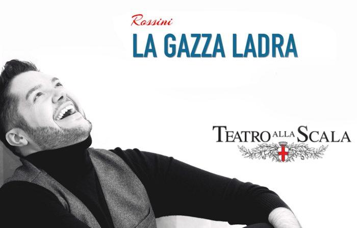 La Gazza ladra torna alla Scala, intervista al tenore Edgardo Rocha