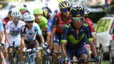 Giro 100, Piancavallo a Landa, Maglia rosa a Quintana