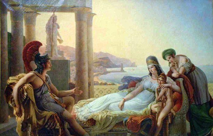 Arie famose, Il lamento di Didone