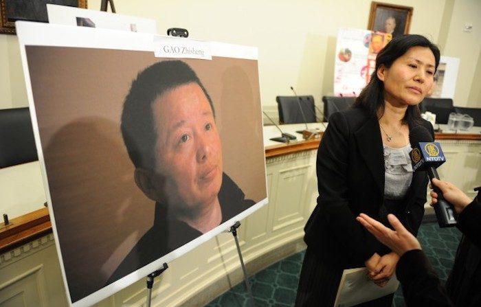 Scomparso l'avvocato dei diritti umani Gao Zhisheng