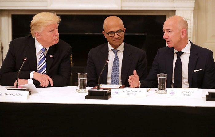 Trump contro Amazon: non paga le tasse