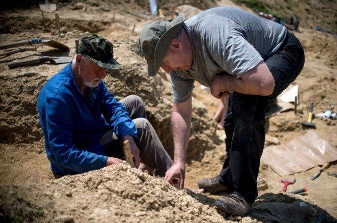 Impronte umane di 5,7 milioni di anni fa, duro colpo all'evoluzionismo