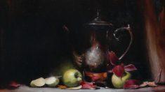 George Ceffalio: la pittura classica migliora la vita