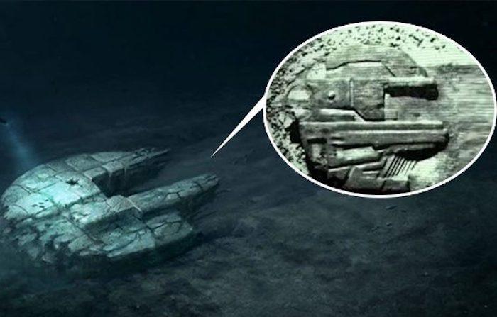 Scoperta nel Mar Baltico una struttura in metallo risalente a 140 mila anni fa