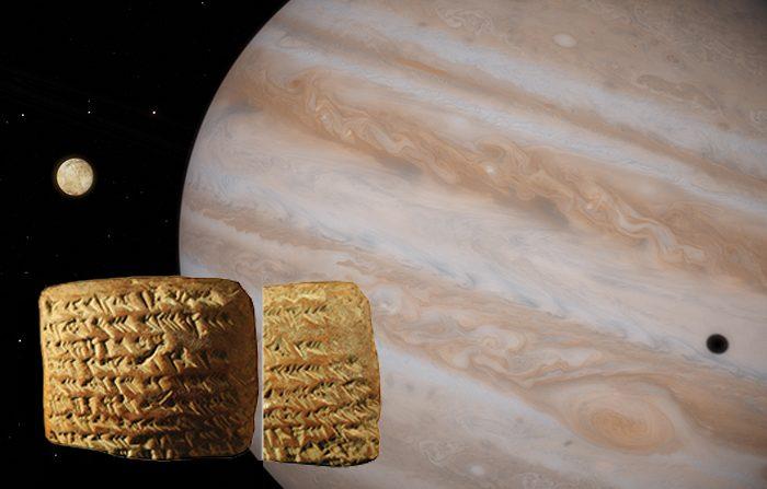 Avanzati calcoli astronomici su tavolette babilonesi di 2.300 anni fa