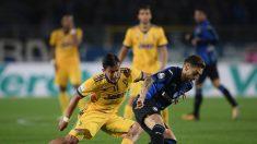 Atalanta-Juve 2-2. La Dea doma la Signora
