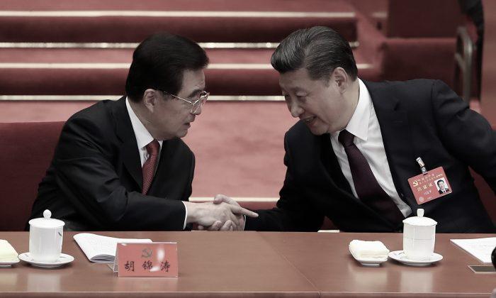 Inquadrature ben studiate rivelano chi in Cina è fuori dai giochi