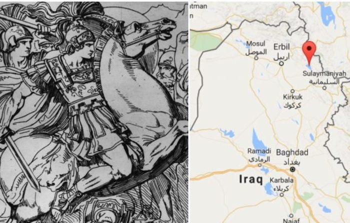 Città di 2.300 anni salvata dalla distruzione dell'Isis in Iraq