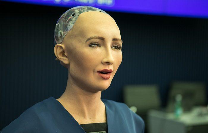 Sophia, il primo cittadino robot