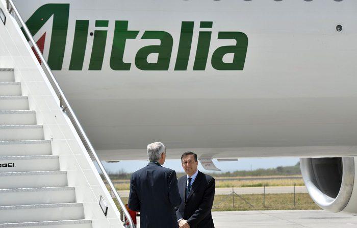 Gubitosi: Alitalia in trend positivo nel 2017