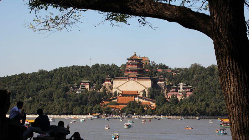 Il Turismo Rosso del Partito Comunista Cinese