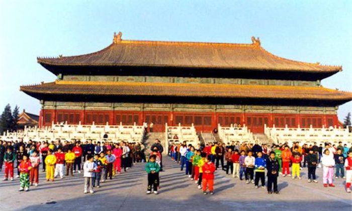Cina, storia di un artista perseguitato per la sua fede