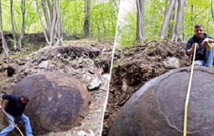 Bosnia, la pietra 'perfetta' che divide gli scienziati