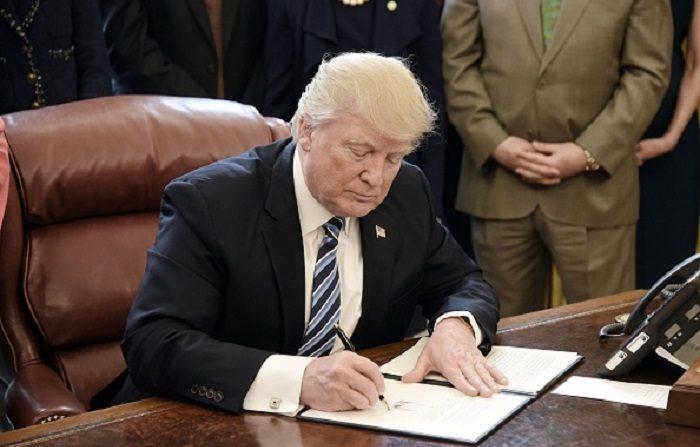 Trump: fuori dagli Usa chi viola i diritti umani in Cina