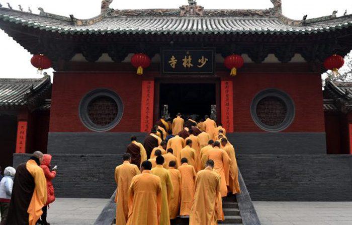 Il commercio senza limiti della religione in Cina