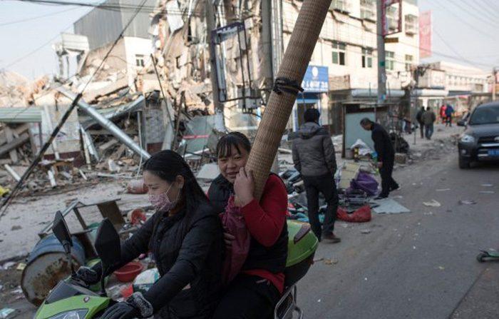 Cina, il Pcc espelle le «classi inferiori» dalle città