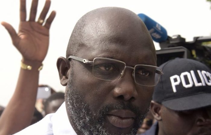 Georges Weah è il nuovo presidente della Liberia