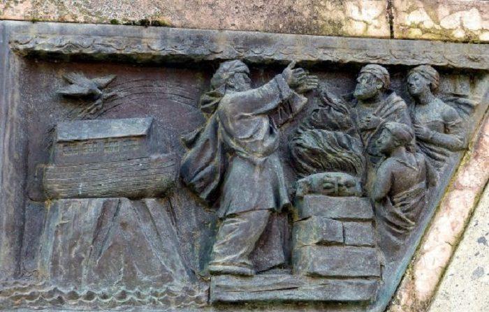 Alla ricerca dell'arca di Noè