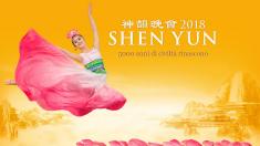 La Cina antica torna a vivere grazie a Shen Yun