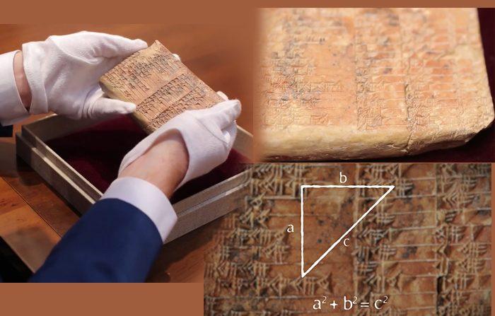 Una tavoletta babilonese di 3.700 anni fa propone un nuovo approccio alla trigonometria