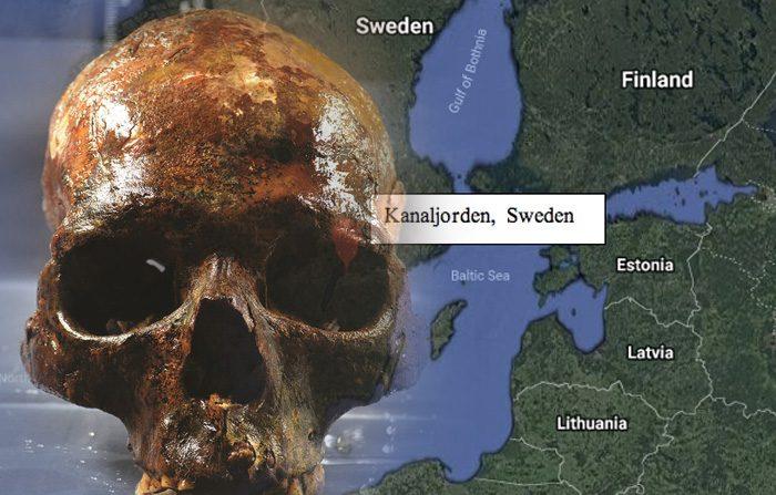 Teschi di 8 millenni in Svezia abbattono teoria dei riti funebri