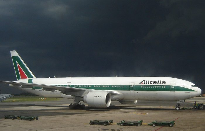 Alitalia verso la nazionalizzazione?