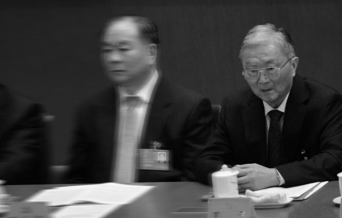La fine di Luo Gan, Zar della Sicurezza cinese