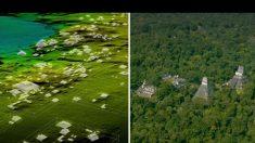 Nuova città Maya scoperta nella giungla del Guatemala