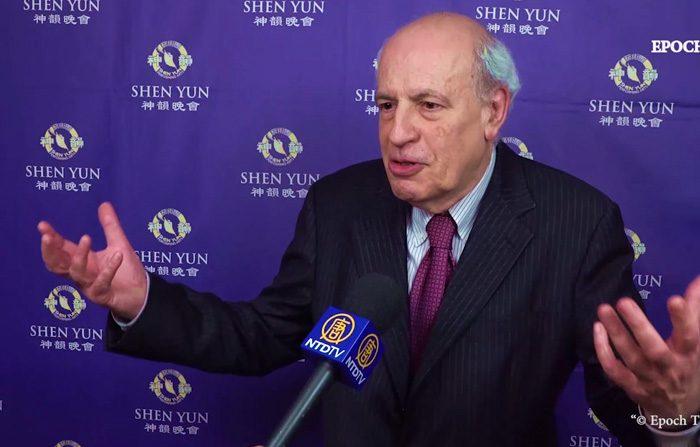 Claudio Strinati: Shen Yun è un capolavoro