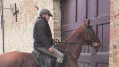 L'ultimo medico a cavallo è di Verduno