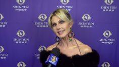 Nathalie Caldonazzo: Shen Yun ci porta in una dimensione divina
